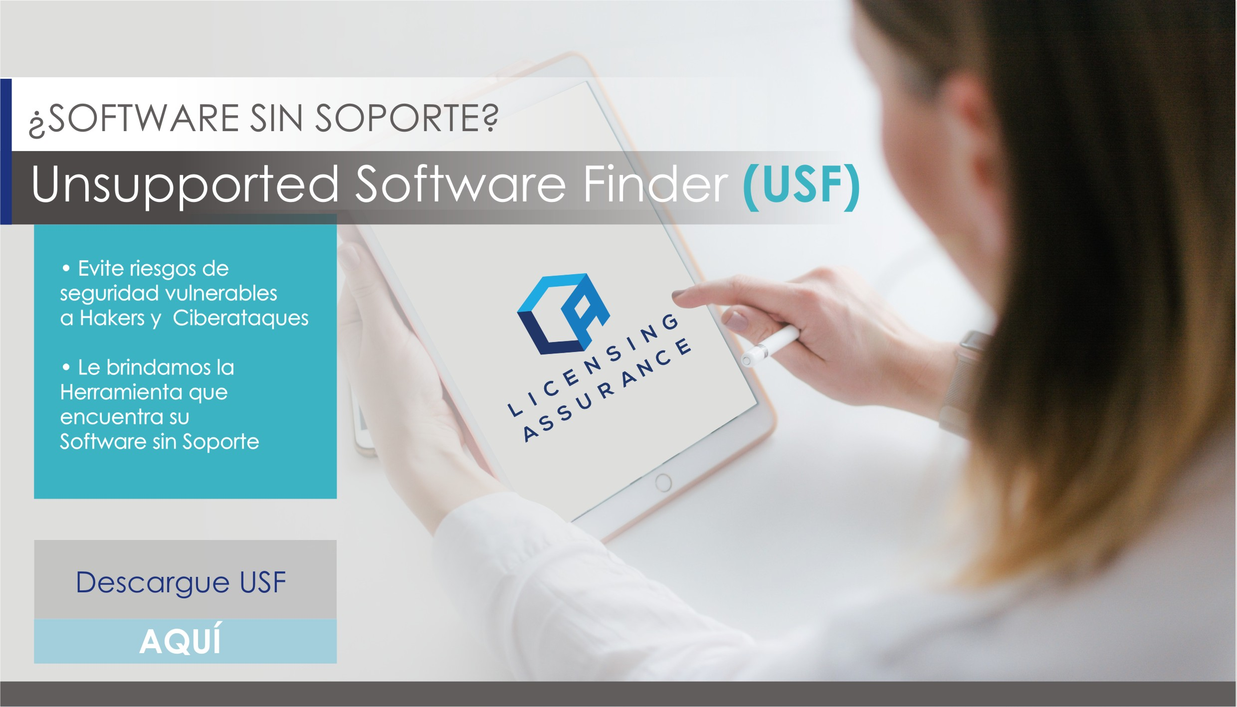 Unsupported Software Finder